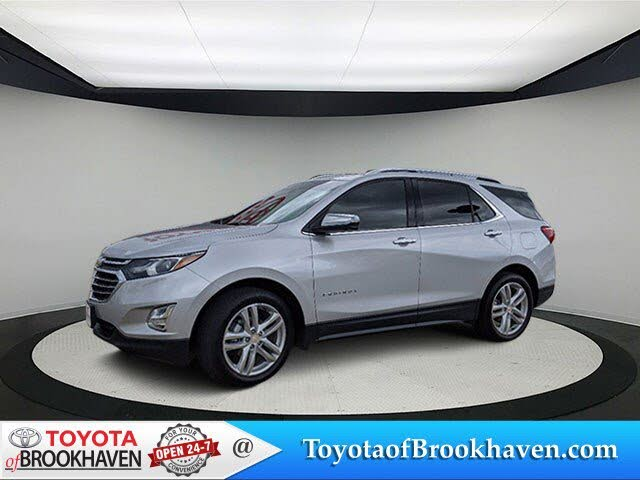 Used 2019 Chevrolet Equinox 1 5t Premier Awd For Sale With Photos Cargurus