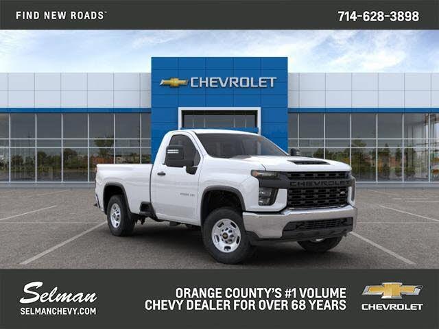 2020 Chevrolet Silverado 2500HD Work Truck RWD
