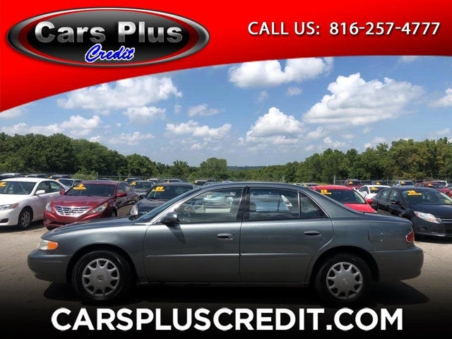 2005 Buick Century Custom Sedan FWD