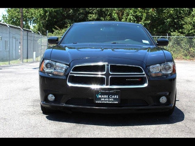 2014 Dodge Charger R/T Plus RWD
