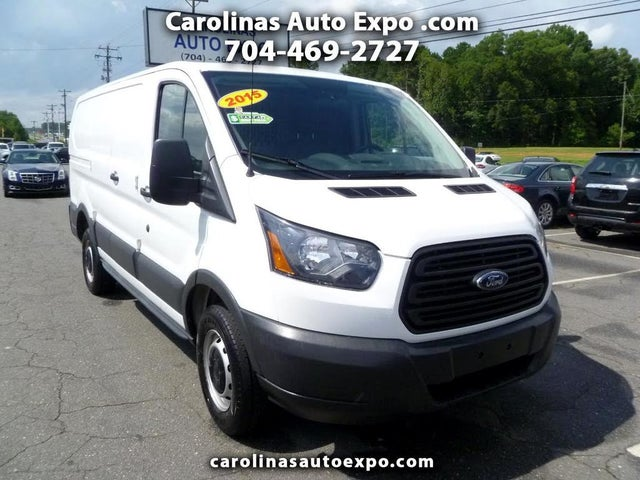 2015 Ford Transit Cargo 250 3dr SWB Low Roof with 60/40 Side Passenger Doors