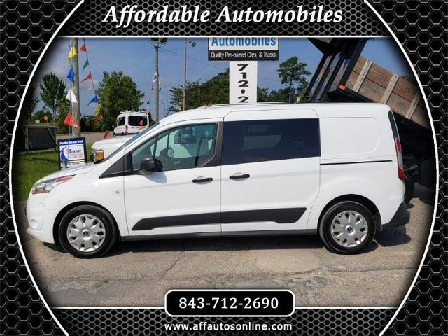 2016 Ford Transit Connect Cargo XLT LWB FWD with Rear Liftgate