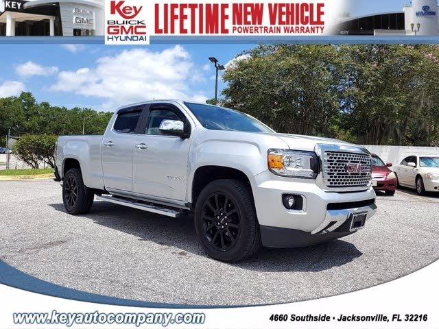 Used Gmc Canyon For Sale In Jacksonville Fl Cargurus