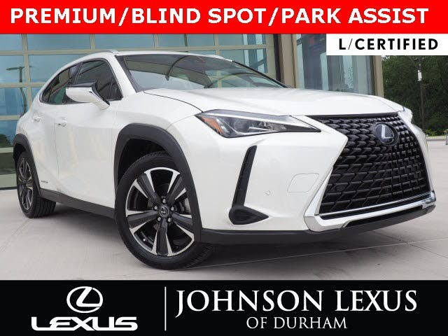 Used Lexus Ux Hybrid For Sale With Photos Cargurus