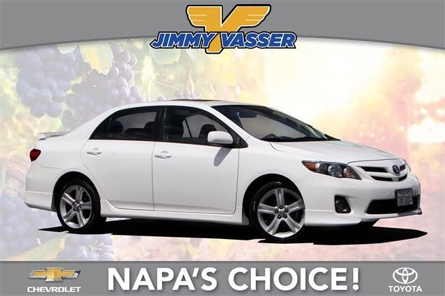 2013 Toyota Corolla S Special Edition