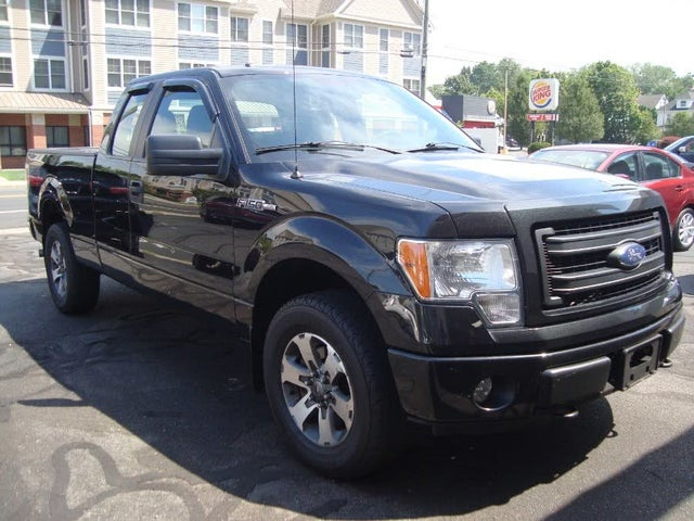 2014 Ford F-150 STX SuperCab 4WD