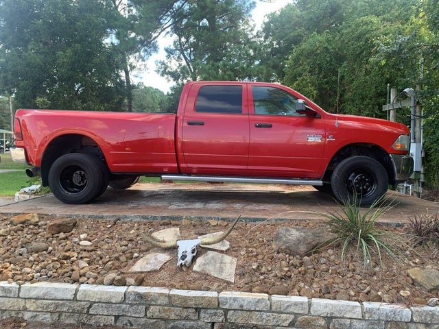 2011 RAM 3500 ST Crew Cab 8 ft. Bed 4WD