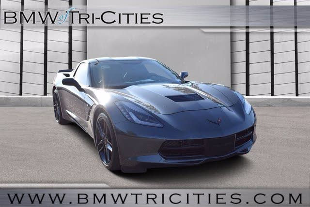 2018 Chevrolet Corvette Stingray Z51 2LT Coupe RWD