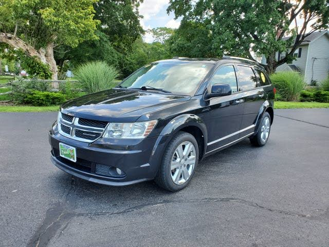 2011 Dodge Journey Lux AWD