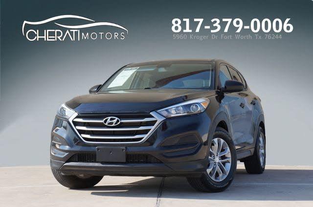 2018 Hyundai Tucson 2.0L SE FWD