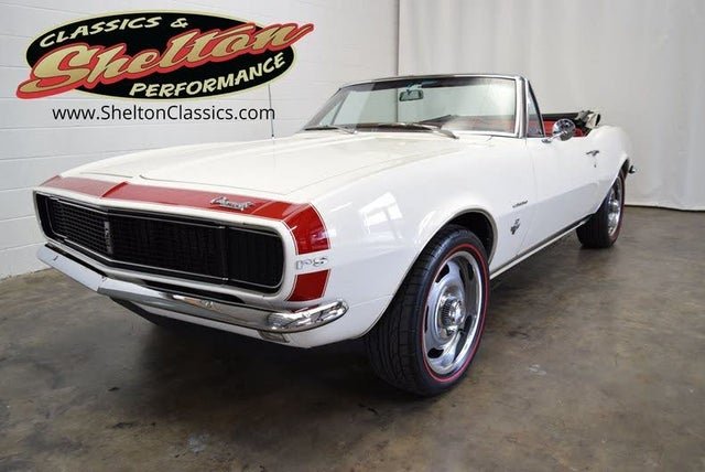 Used Chevrolet Camaro Rs Convertible For Sale Right Now Cargurus