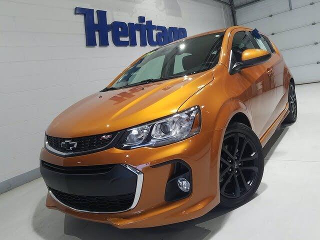 2019 Chevrolet Sonic Premier Hatchback FWD