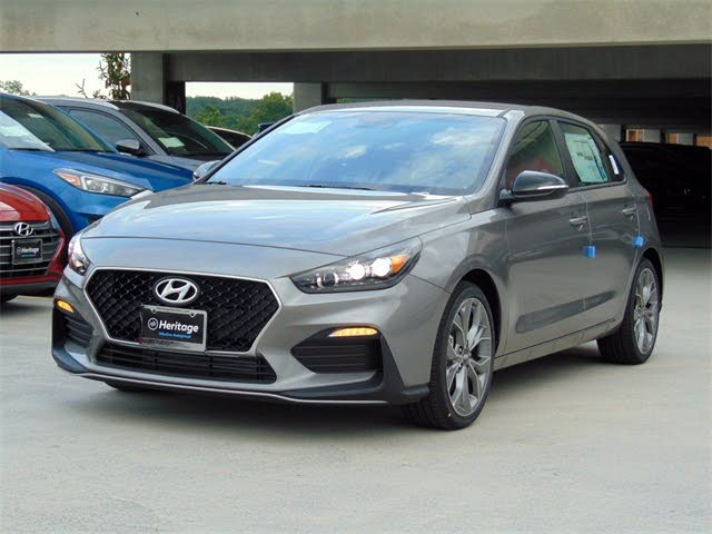 2020 Hyundai Elantra GT N Line FWD for Sale in Washington ...