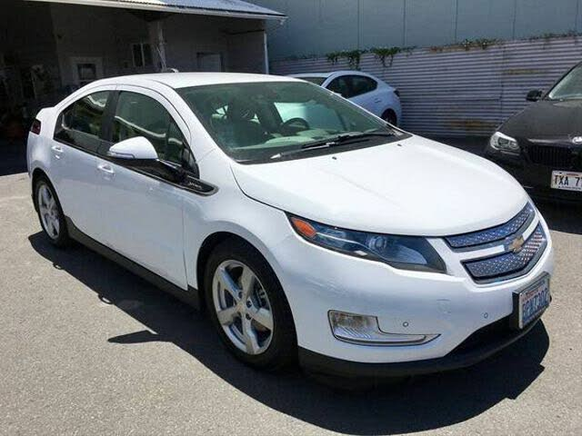 Used 2014 Chevrolet Volt For Sale Photos And Reviews Cargurus