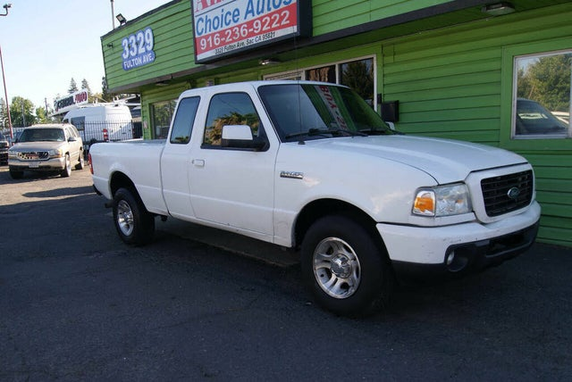 2008 Ford Ranger XLT SuperCab