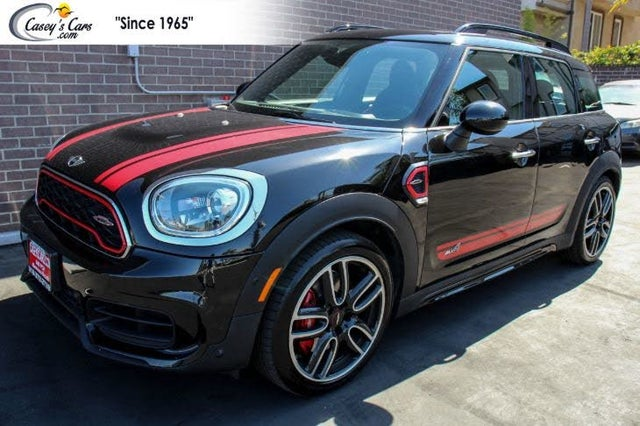 2018 MINI Countryman John Cooper Works ALL4 AWD