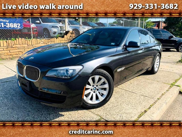 2011 BMW 7 Series Alpina B7 xDrive AWD