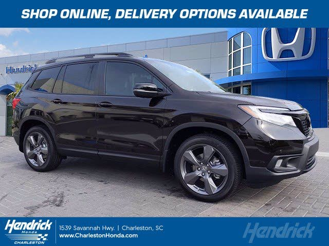 2020 Honda Passport Touring FWD