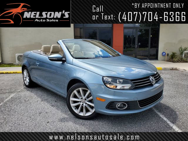 Used Volkswagen Eos For Sale In Ocala Fl Cargurus