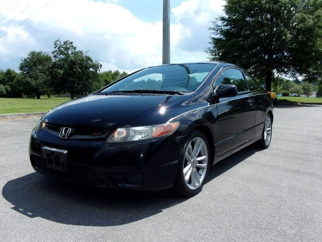 2008 Honda Civic Coupe Si with Summer Tires