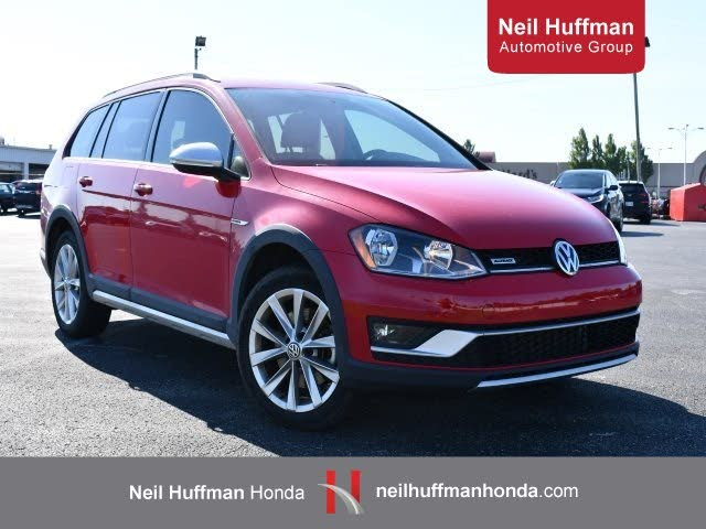2017 Volkswagen Golf Alltrack SE 4Motion AWD