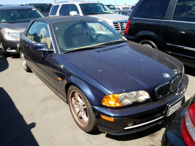 Used Bmw 3 Series 330ci Convertible Rwd For Sale With Photos Cargurus