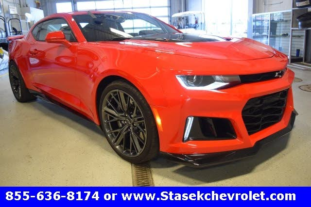 Used Chevrolet Camaro Zl1 Coupe Rwd For Sale Right Now Cargurus