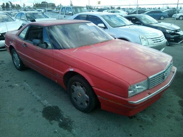 1989 Cadillac Allante FWD