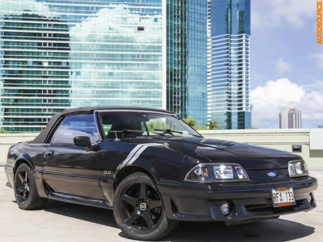 [DIAGRAM_38EU]  Used 1992 Ford Mustang GT Convertible RWD for Sale (with Photos) - CarGurus | 1992 Mustang Car Alarm Wiring Diagram |  | CarGurus