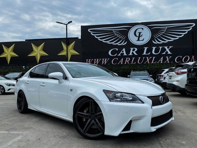Used 2013 Lexus Gs 350 F Sport Rwd For Sale Right Now Cargurus