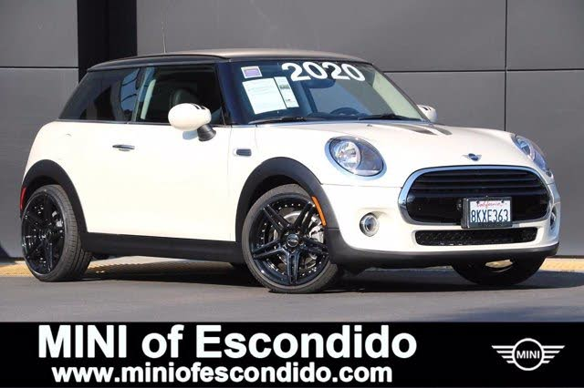 2020 MINI Cooper 2-Door Hatchback FWD