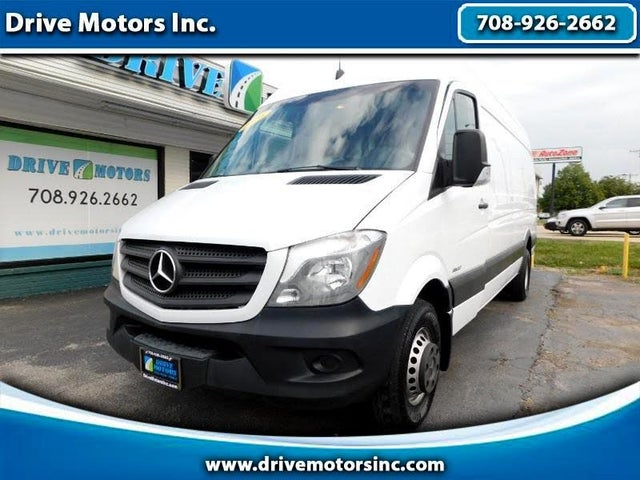 2016 Mercedes-Benz Sprinter Cargo 3500 170 High Roof RWD