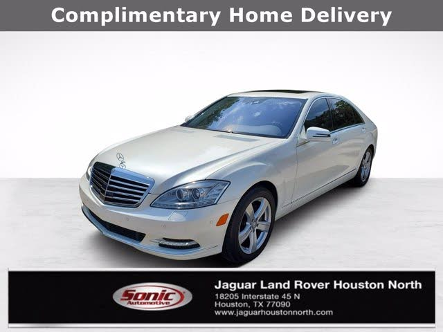 2009 Mercedes Benz S Class For Sale In Houston Tx Cargurus