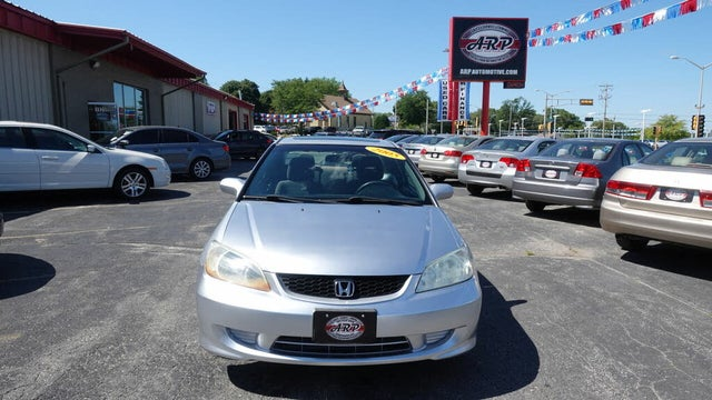 2005 Honda Civic Coupe EX