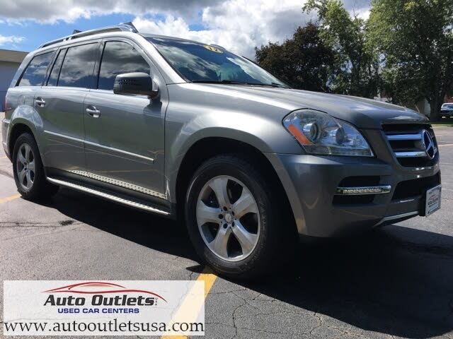 2013 Mercedes-Benz GL-Class GL 550 for Sale in Syracuse ...