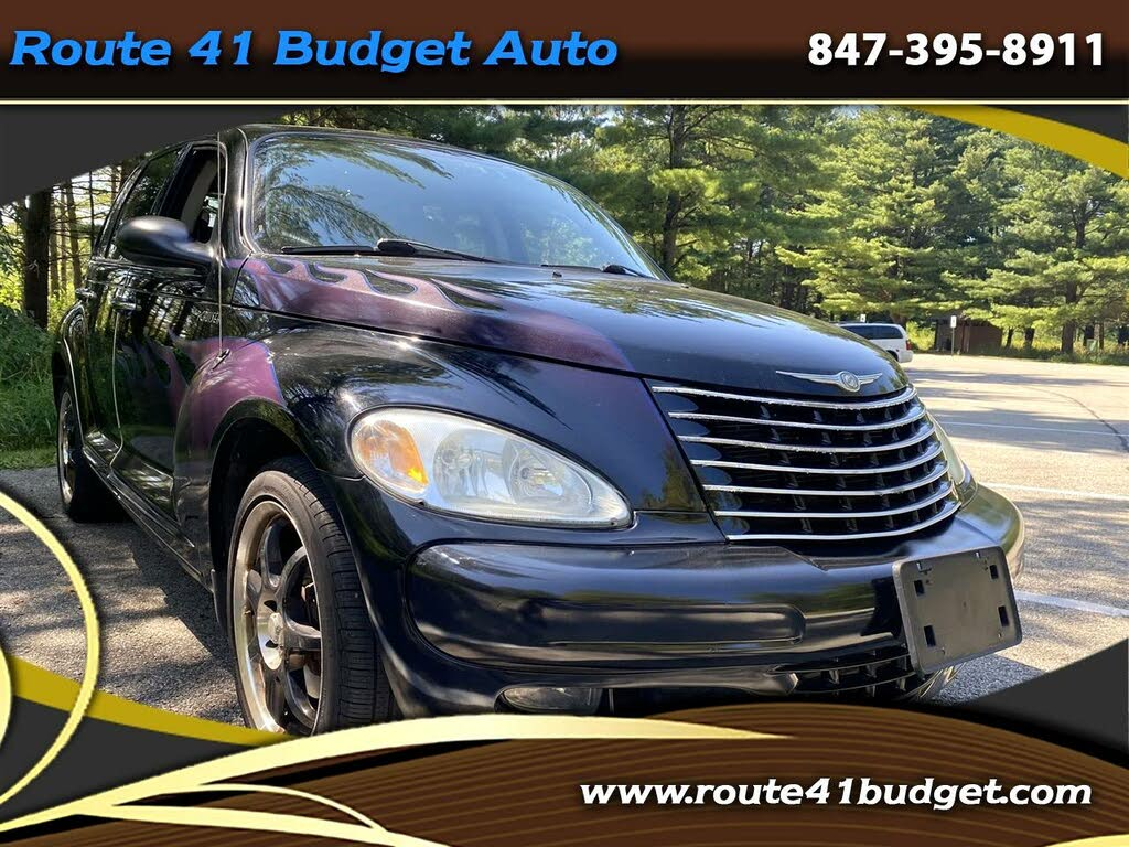 used 2003 chrysler pt cruiser gt wagon fwd for sale right now cargurus used 2003 chrysler pt cruiser gt wagon