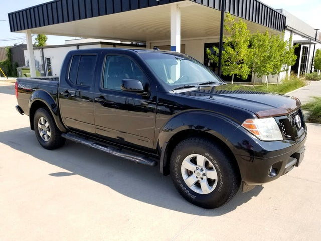 2009 Nissan Frontier PRO-4X Crew Cab 4WD