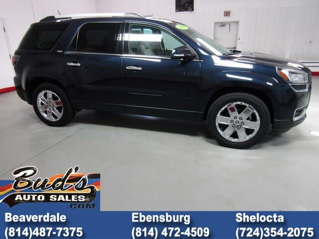 2017 Gmc Acadia For Sale In Pittsburgh Pa Cargurus