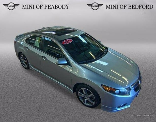 2012 Acura TSX Special Edition Sedan FWD