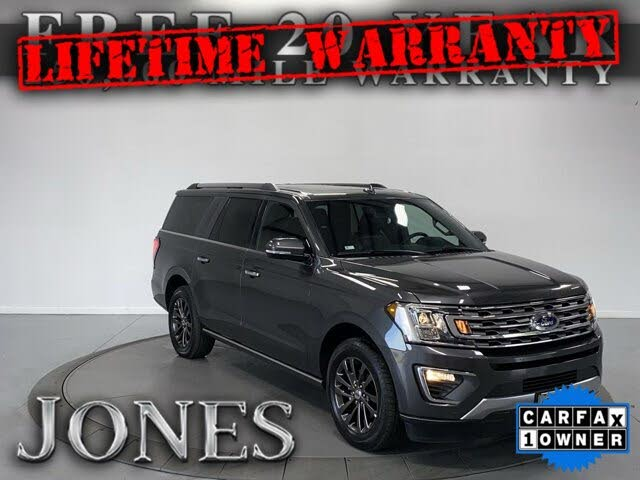2020 Ford Expedition Limited MAX RWD