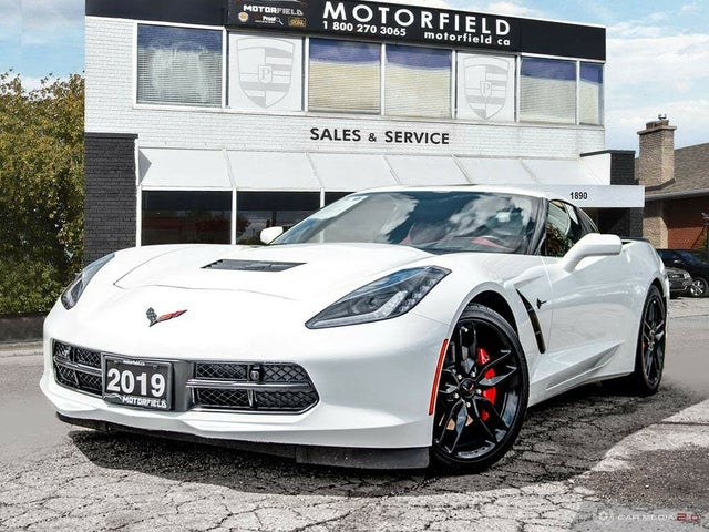 2019 Chevrolet Corvette Stingray 2LT Coupe RWD