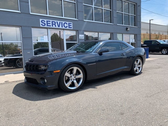 2013 Chevrolet Camaro 2SS Coupe RWD