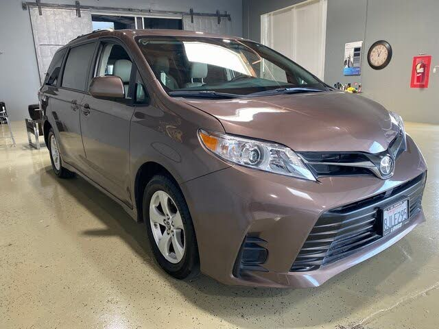 2020 Toyota Sienna For Sale In Los Angeles Ca Cargurus