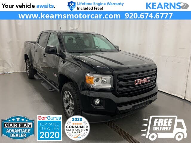 Used Gmc Canyon For Sale In Lubbock Tx Cargurus