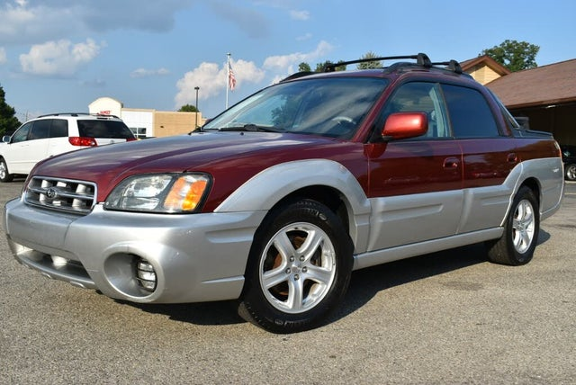 Used Subaru Baja For Sale In Akron Oh Cargurus