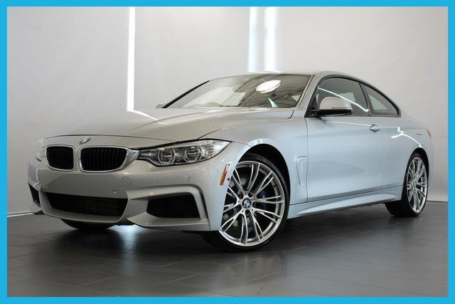 2016 BMW 4 Series 435i xDrive Coupe AWD