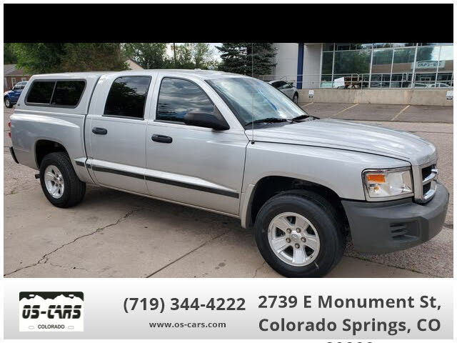 2008 Dodge Dakota SXT Crew Cab RWD