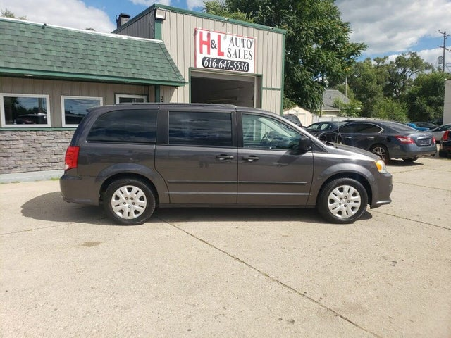 2017 Dodge Grand Caravan Canada Value Package FWD