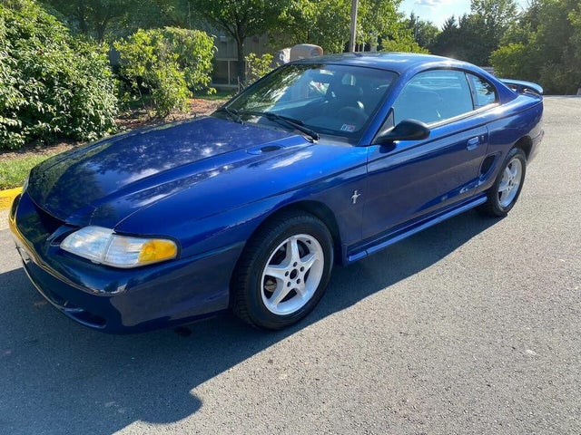 1996 Ford Mustang Coupe RWD