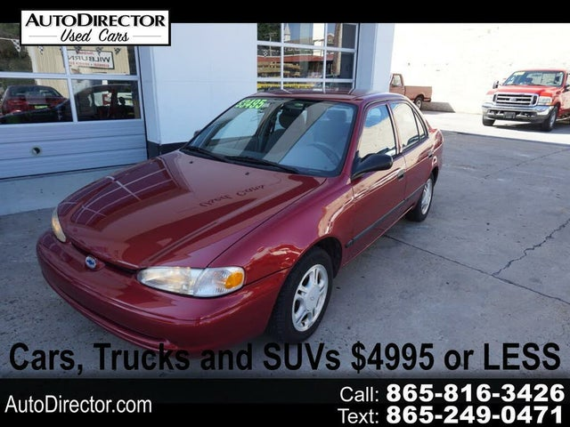 used chevrolet prizm for sale right now cargurus used chevrolet prizm for sale right now